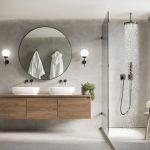 Odpowiednio oświetlona łazienka