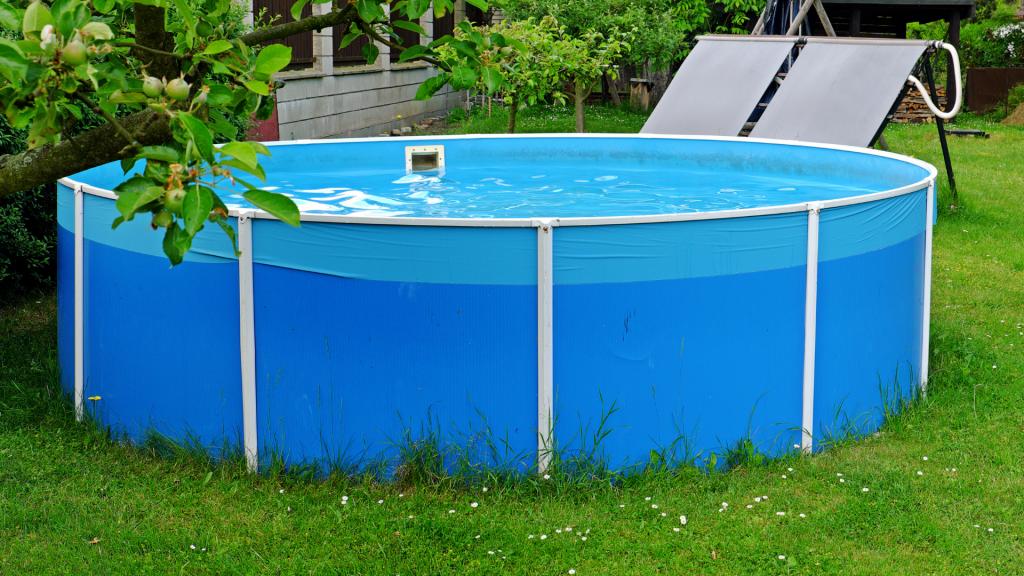 basen ogrodowy