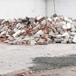 Remont mieszkania – co zrobić z gruzem i innymi odpadami?